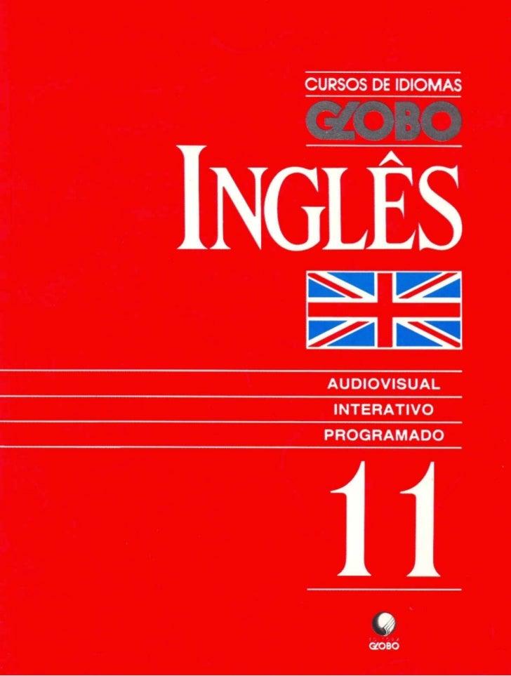 Curso de idiomas globo inglês livro011