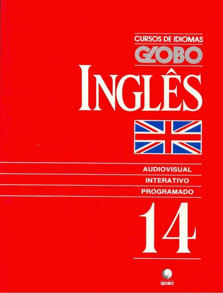 Curso de idiomas globo inglês livro014