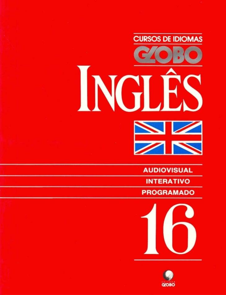 Curso de idiomas globo inglês livro 016