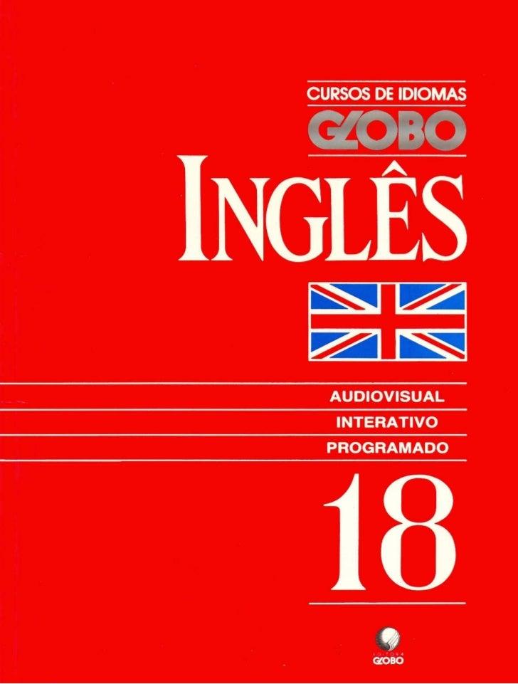 Curso de idiomas globo inglês livro 018