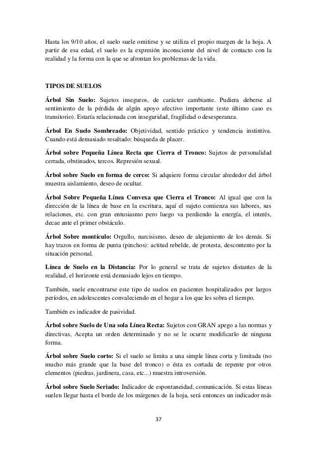 Curso del test del arbol por carlos alvarez for Significado de un arbol sin hojas