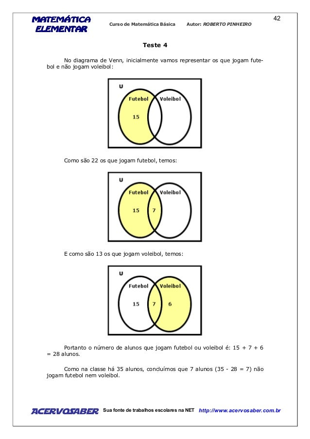 Curso de matemtica bsica elementos 46 matemticamatemticamatemticamatemtica elementarelementarelementarelementar ccuart Choice Image