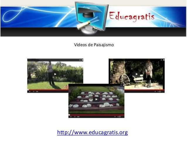 Curso de paisajismo y jardines - Software diseno jardines ...