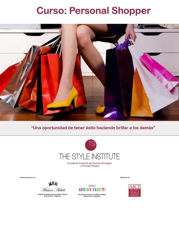 Curso de personal shopper - Home personal shopper ...