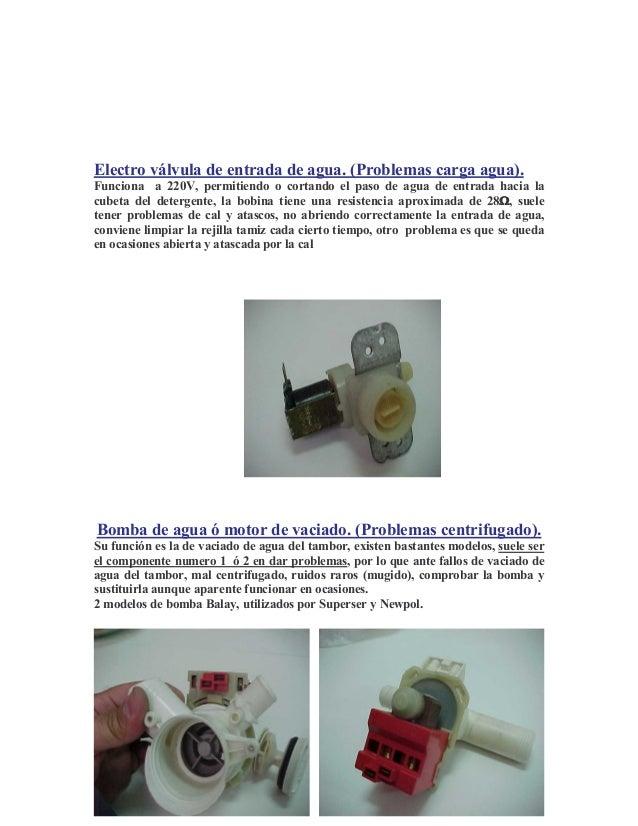 Curso de Reparacion de Lavadoras - photo#20