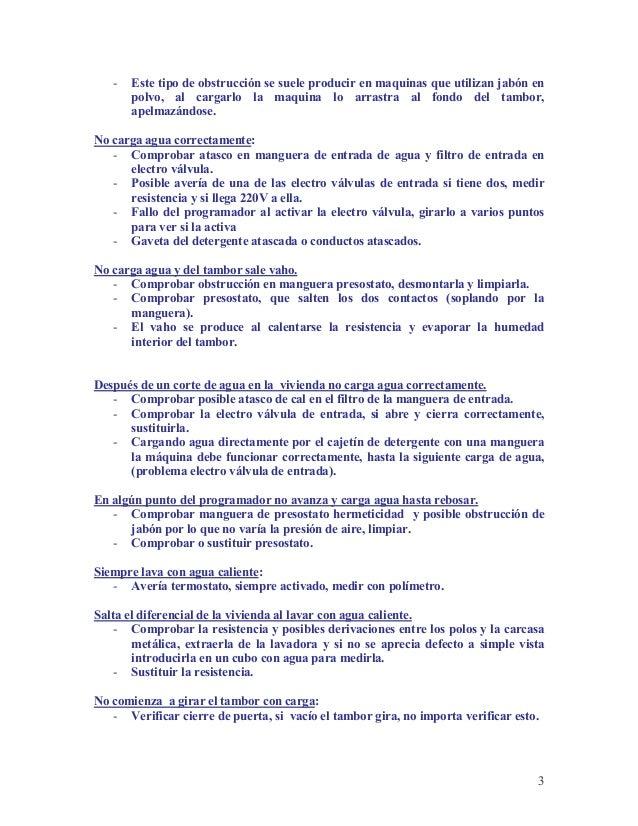 Curso de Reparacion de Lavadoras - photo#22