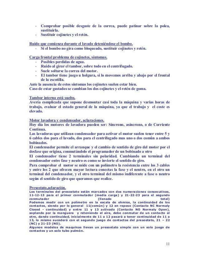 Curso de Reparacion de Lavadoras - photo#36
