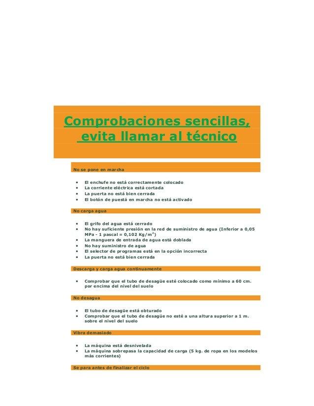 Curso de Reparacion de Lavadoras - photo#37