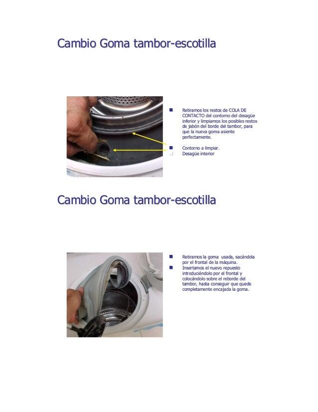 Curso de Reparacion de Lavadoras - photo#33