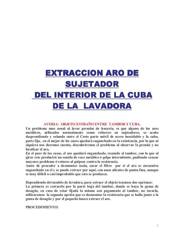 Curso de Reparacion de Lavadoras - photo#31