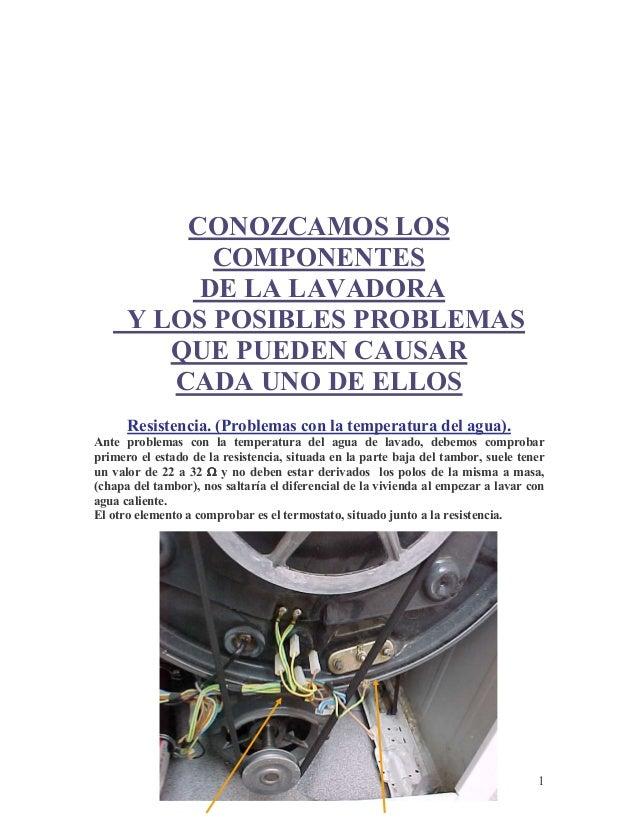 Curso de Reparacion de Lavadoras - photo#38