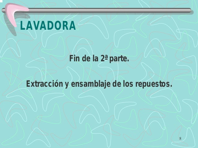 Curso de Reparacion de Lavadoras - photo#47