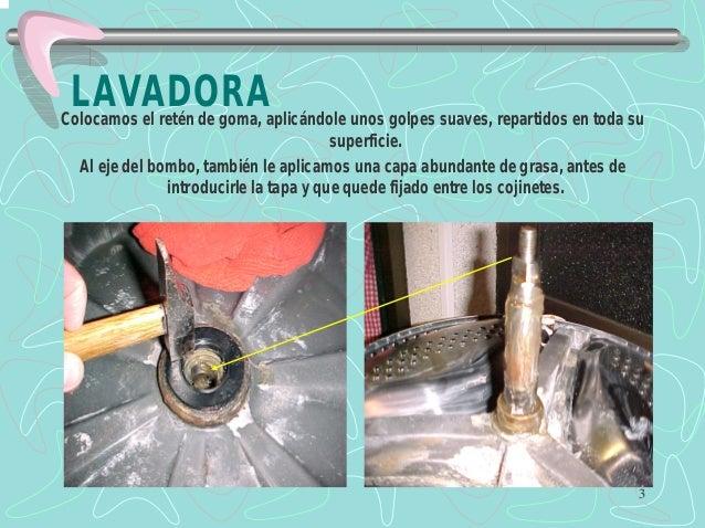 Curso de Reparacion de Lavadoras - photo#25