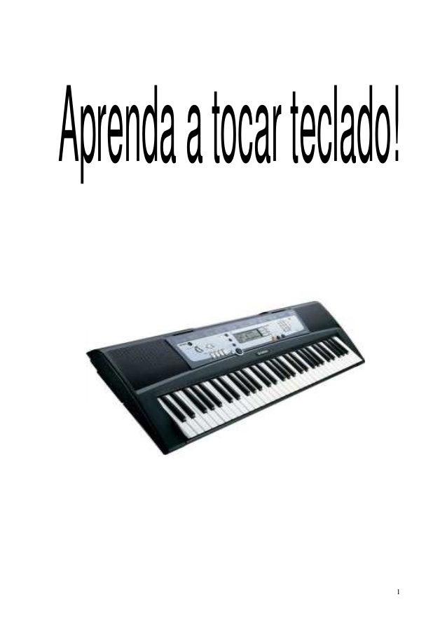 Aprenda a tocar teclado!                       1