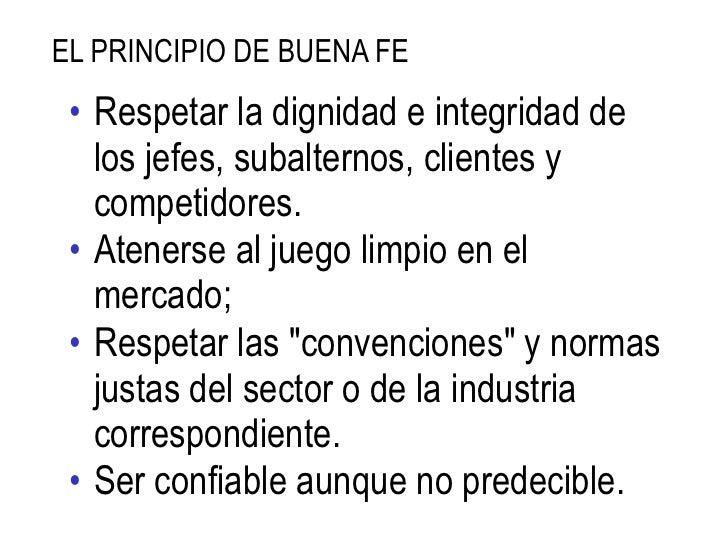 Un profesional es Responsable y Etico ante su Profesión<br />Respetando la propiedad intelectual y otros derechos de propi...