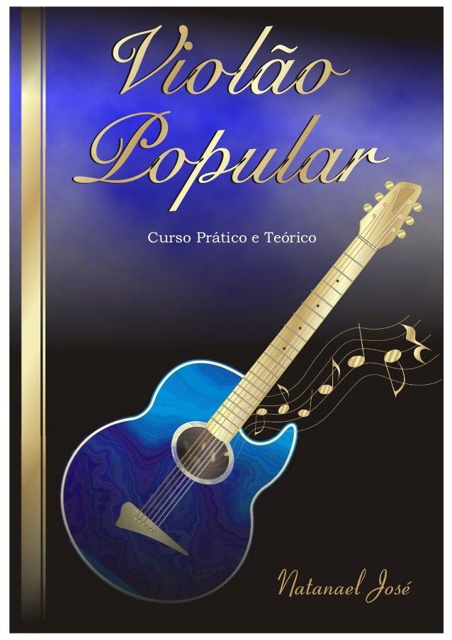 Curso de violão   metodo de violão popular