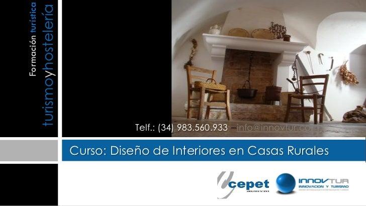 Curso dise o de interiores en establecimientos de for Curso diseno de interiores barcelona