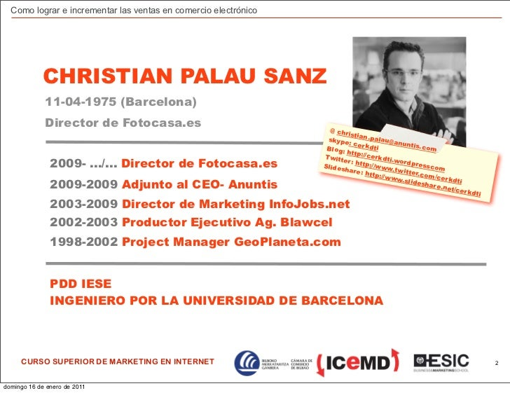 Curso ecommerce feb2011 Slide 2