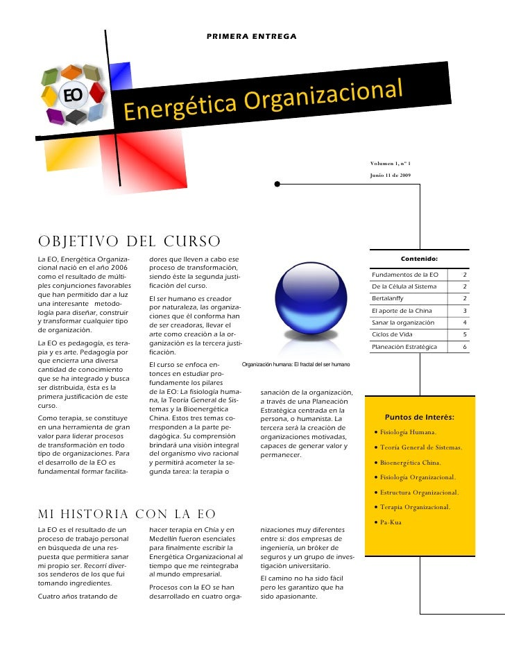 Organización humana: El fractal del ser humano