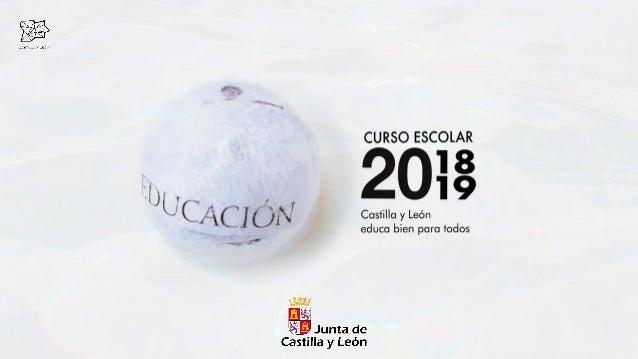 Curso Escolar 2018 2019
