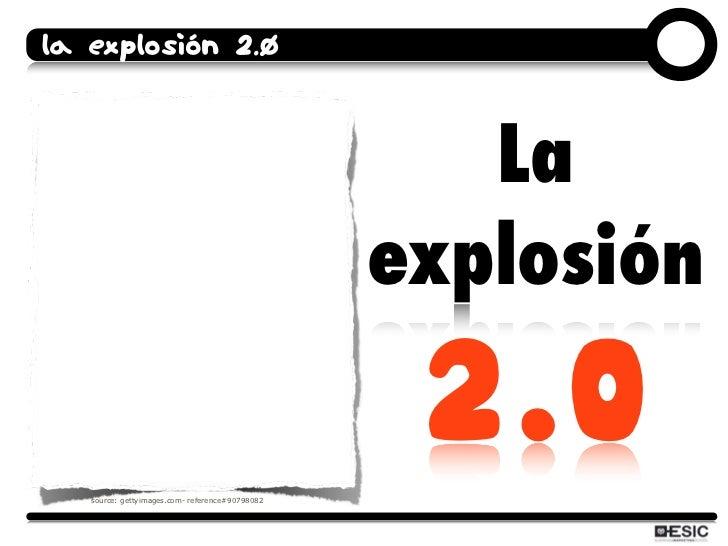 la explosión 2.0                                                        La                                                ...