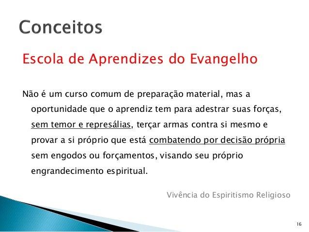 Aprendizes Do Evangelho: Curso Expositor Espírita 2011