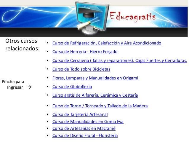 Curso gratis de floristeria dise o floral for Curso de diseno grafico gratis pdf