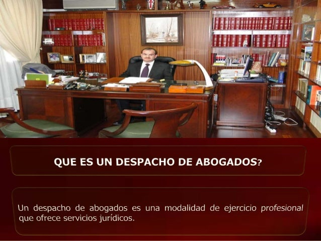 Gestion de despacho de abogados iafjsr for Despacho de abogados