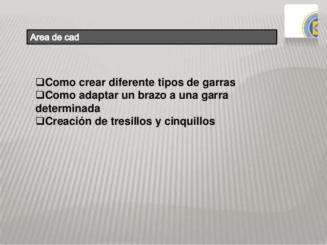 Curso ige 2013 2014 final for Tipos de tresillos