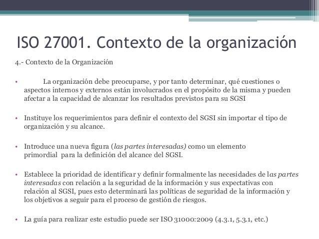 curso iso 27001 2013 introducci 243 n a la ciberseguridad