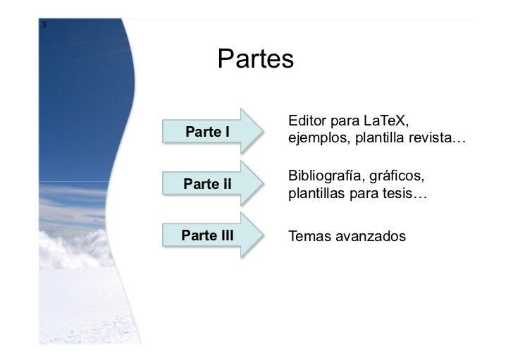 Curso LaTeX. UAM, 2012