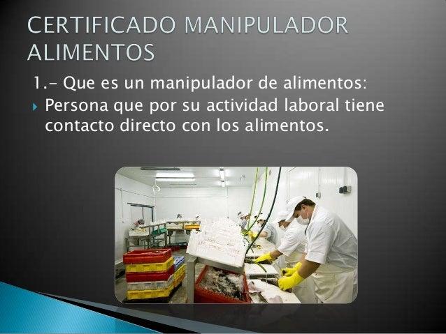 Curso manipulador alimentos - Www manipulador de alimentos es ...