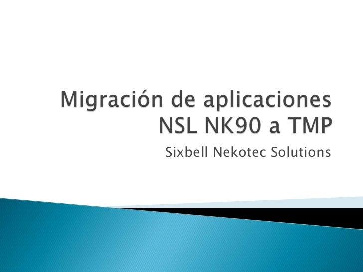 Sixbell Nekotec Solutions