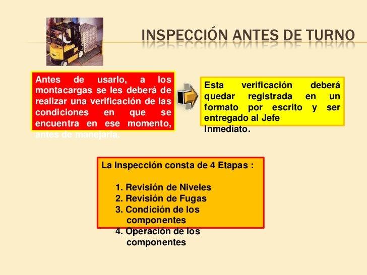 La circulación por rampas o pendientes deberá seguir unaserie de medidas que se describen a continuación:•Si la pendiente ...