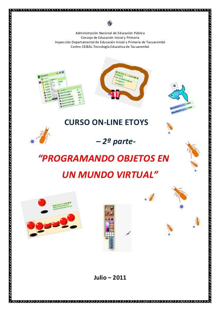 Administración Nacional de Educación Pública                   Consejo de Educación Inicial y Primaria   Inspección Depart...