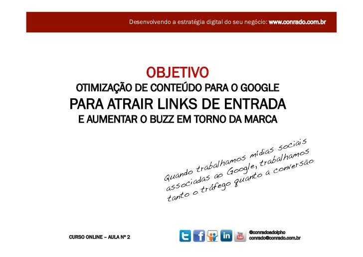 Curso online marketing digital