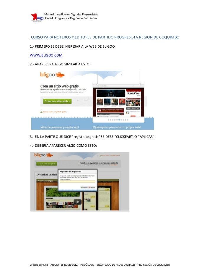 1 Mimail At Abc Microsoft Com: Curso Para Noteros Y Editores De Partido Progresista
