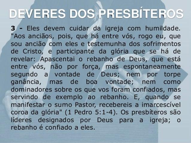 Deus Dotou Te De ForÇa De Vontade: Curso De Capacitação Para Presbíteros