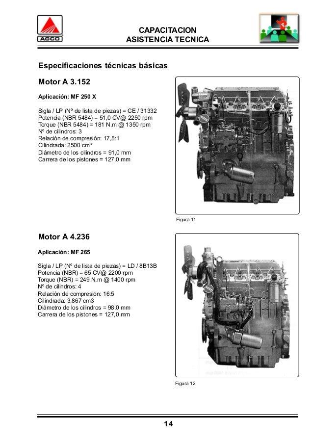 Cabeza junta Perkins a4.99 a4.107 para Massey Ferguson MF 25 30 122 130 825