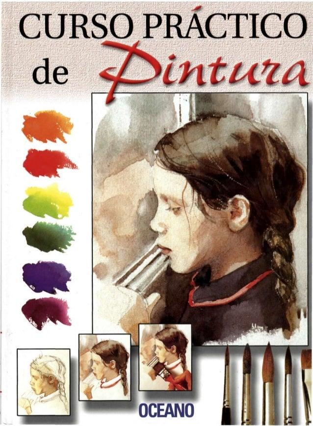Curso práctico de pintura 1   acuarela