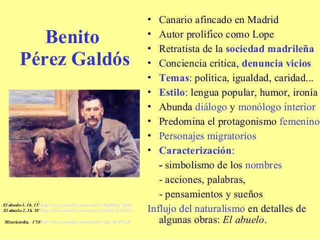 •  Canario afincado en Madrid           Benito                                                 •                          ...