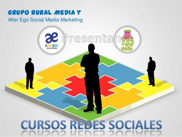 Grupo Rural Media y Alter Ego Social Media Marketing