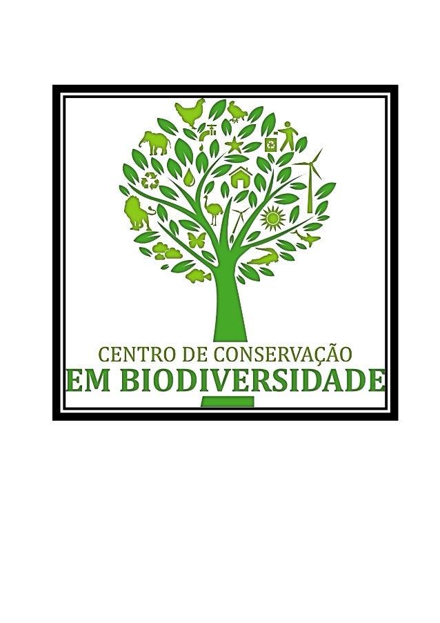 PLANO CURRICULAR DO CENTRO DE CONSERVAÇÃO EM BIODIVERSISDADE Temas  Objectivos  Conteúdos -Relação comunidade e o Recursos...
