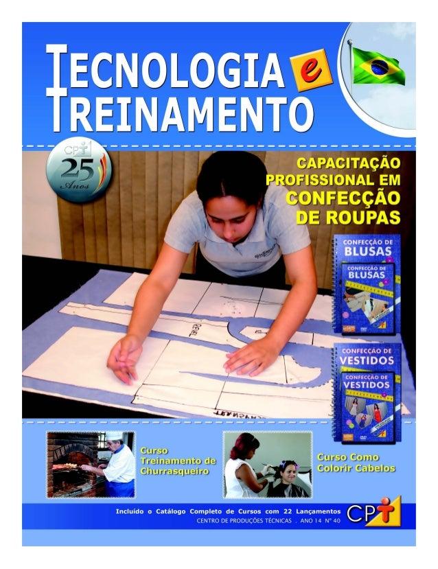 TECNOLOGIA E TREINAMENTO No 40 - CPT 1