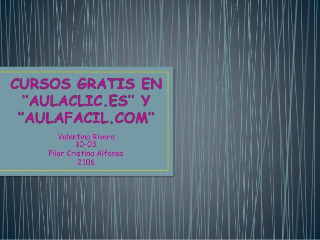 Valentina Rivera 10-03 Pilar Cristina Alfonso 2106