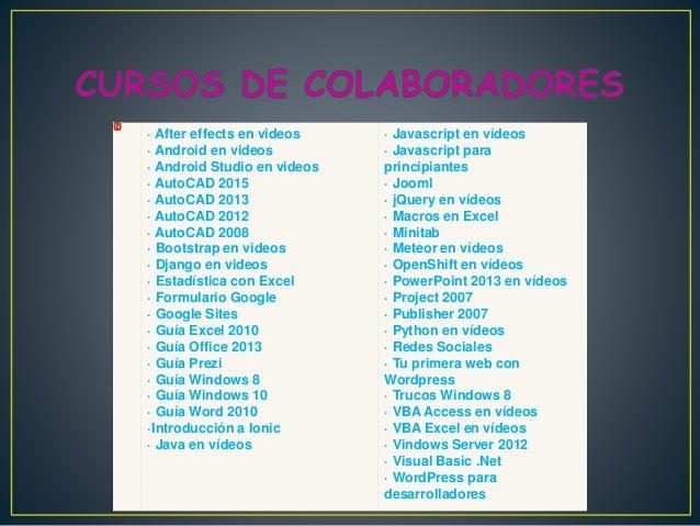Cursos gratis Slide 3