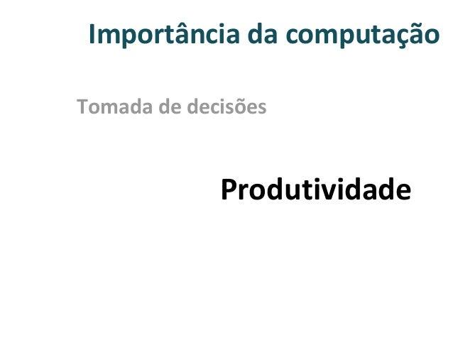 Cursos de computacao