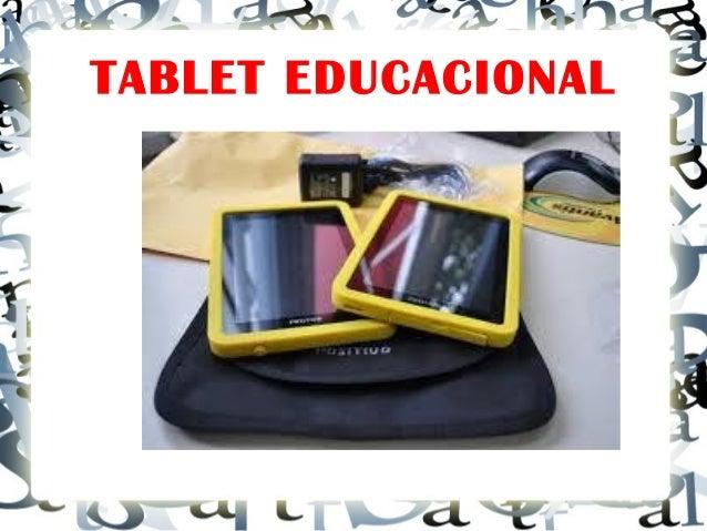 TABLET EDUCACIONAL