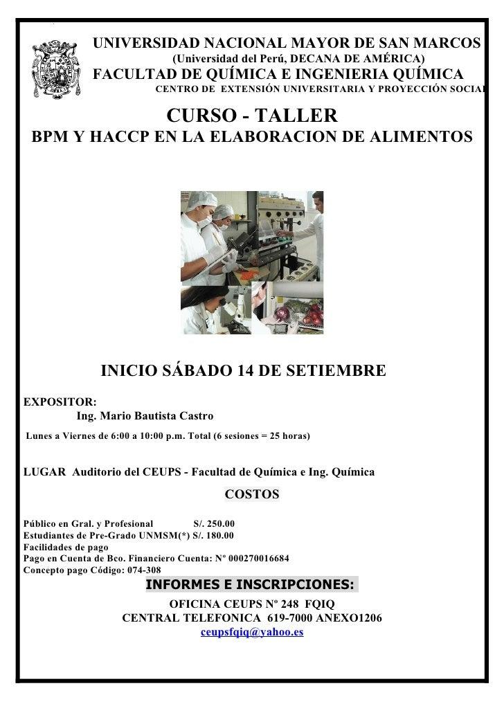 º                    UNIVERSIDAD NACIONAL MAYOR DE SAN MARCOS                                   (Universidad del Perú, DEC...