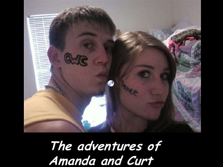 The adventures of Amanda and Curt <br />